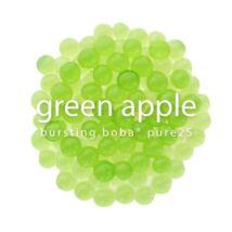 Zöldalma Buborék