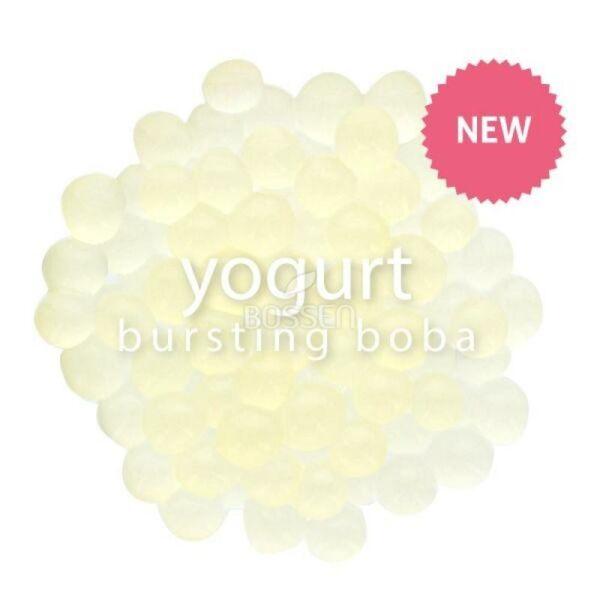 Yoghurt Buborék